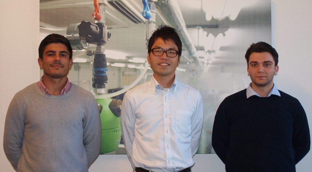 IEU_sales team