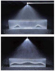 Spray-Distribution-measured