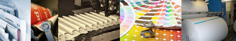 Web-offset-printing
