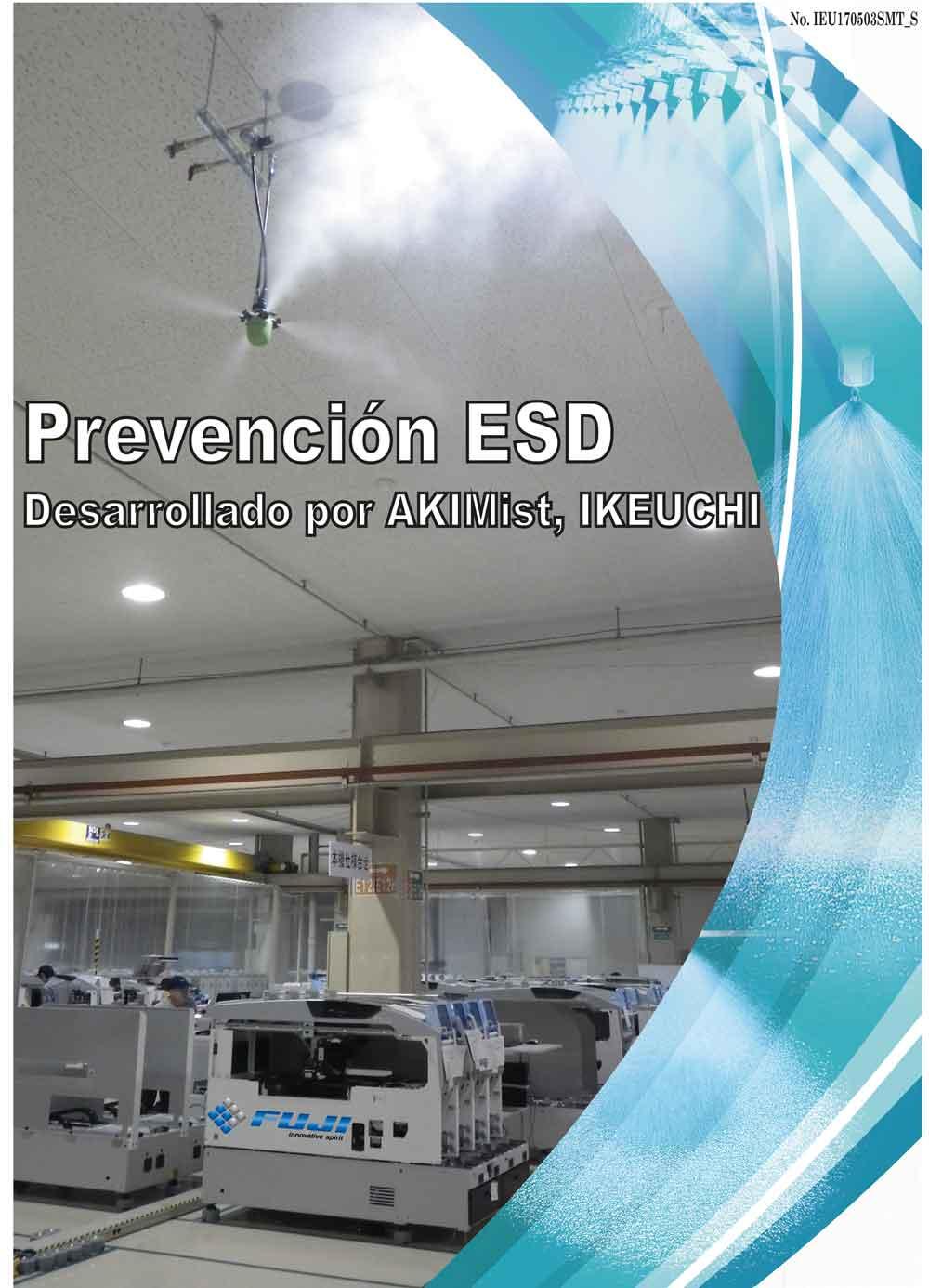 prevención ESD