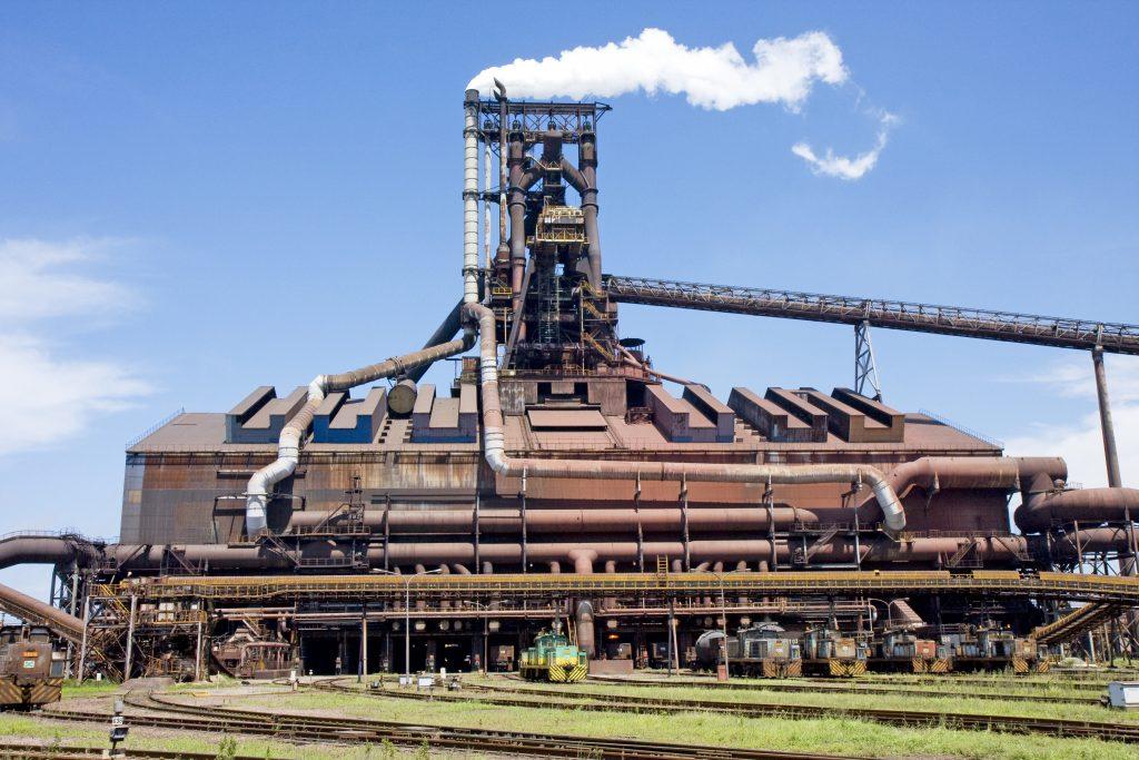 iron making factory