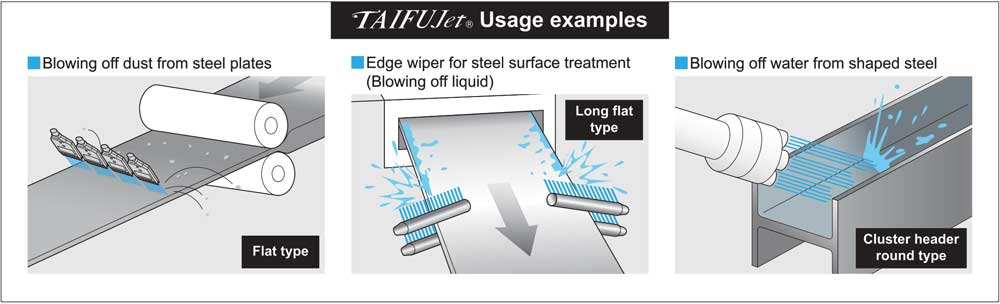 air-nozzle-for-surface-finish