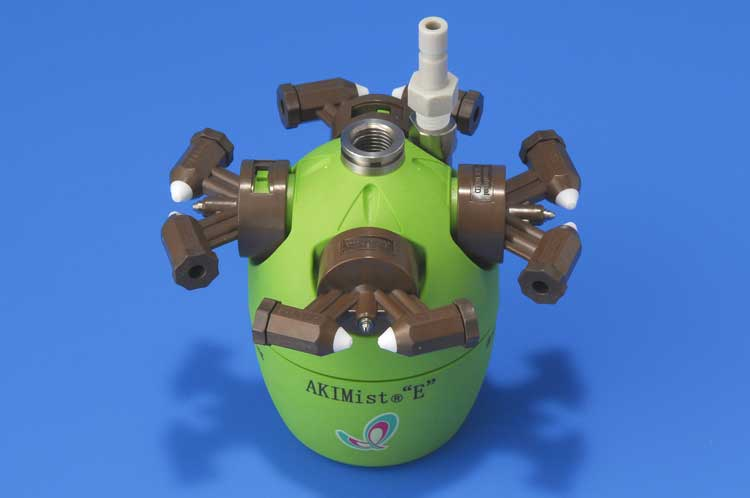 AKIMist Dry Fog humidifier with 4 nozzles