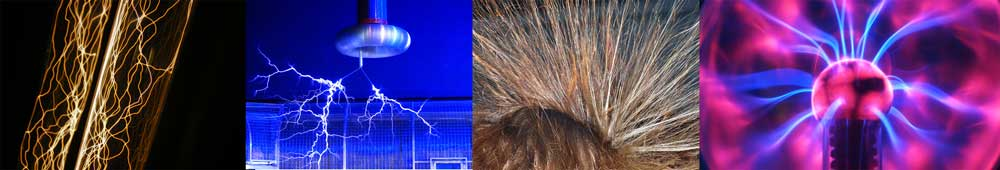 Static-electricity-generated
