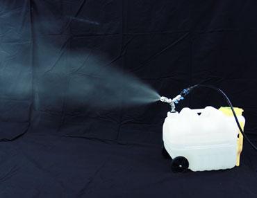 SETOV Spray Unit